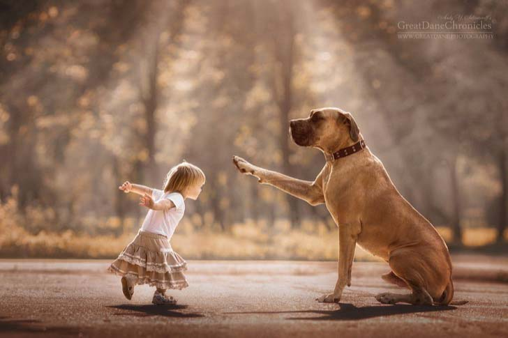 14-truly-magical-photos-of-little-kids-and-their-big-dog_5