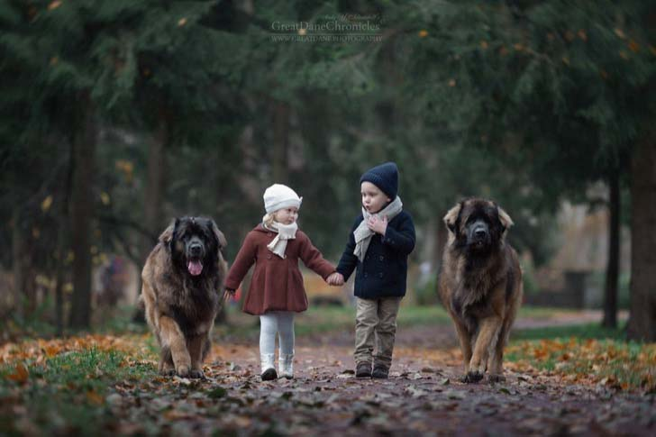 14-truly-magical-photos-of-little-kids-and-their-big-dog_8