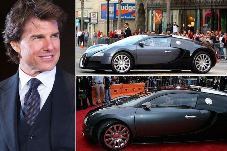25 Celebs Who Drive The World's Most Expensive Cars_57