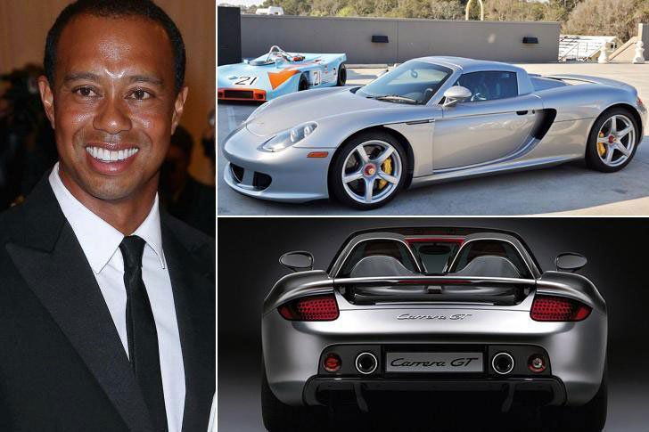 25 Celebs Who Drive The World's Most Expensive Cars_60