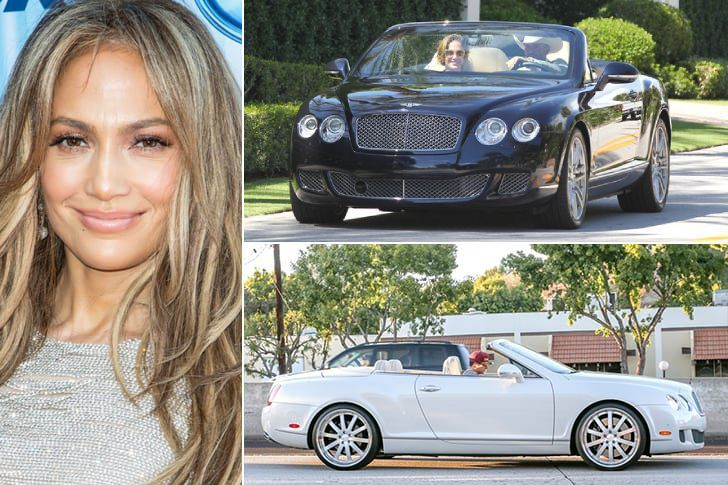 25 Celebs Who Drive The World's Most Expensive Cars_69