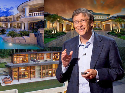 16 Crazy Facts About Bill Gates House