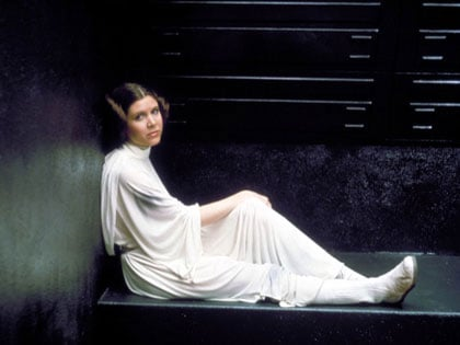 18 Photos Of Carrie Fisher That Will Make You Miss Her Even More