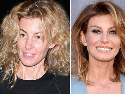 20 Photos Of Celebrities Without Makeup You Won't Recognize