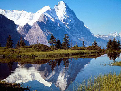 Top Grand Mountains In The World