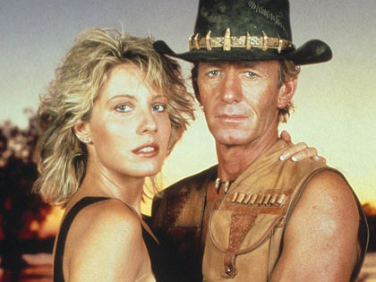 """What The Stars Of """"Crocodile Dundee"""" Are Up To Today"""